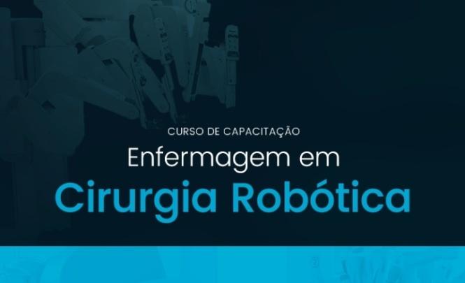 CursoEnfermagememCirurgiaRobótica