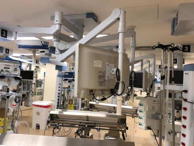 Centro Oficial de Capacitação em Cirurgia Robótica do Brasil